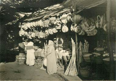 "CPSM MAROC ""Marrakech, Les Souks"" / N° 101 PHOTO EDITION BERTRAND ROUGET CASABLANCA"