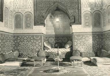 "CPSM MAROC ""Meknès, palais de Dar Jamaï"" / N°127 PHOTO EDITION BERTRAND ROUGET CASABLANCA"