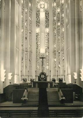 "CPSM MAROC ""Casablanca, Eglise du sacré Coeur"" / N° PHOTO EDITION BERTRAND ROUGET CASABLANCA"