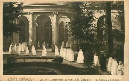 "CPA FRANCE 92 ""Boulogne, Cours Dupanloup"""