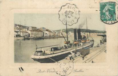 "CPA FRANCE 66 ""Port Vendres"""