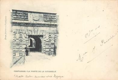 "CPA FRANCE 66 ""Perpignan"""