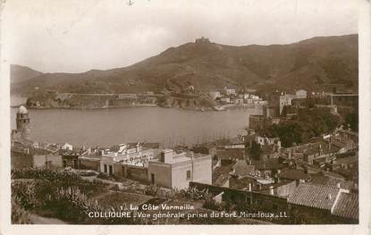 "CPSM FRANCE 66 ""Collioure"""