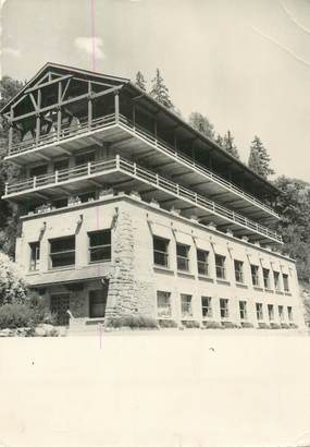 """CPA FRANCE 74 """"Les Houches"""""""