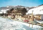 """74 Haute Savoie CPA FRANCE 74 """"Megève, Hotel Megevan"""""""
