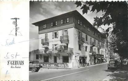cpsm france 74 saint gervais les bains hotel couttet. Black Bedroom Furniture Sets. Home Design Ideas
