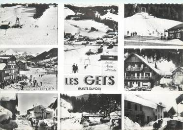 """CPA FRANCE 74 """"Les Gets"""""""