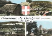 """74 Haute Savoie CPSM FRANCE 74 """"Leschaux"""""""