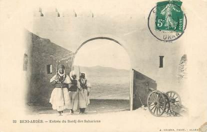 """CPA ALGERIE """"Beni Abbès"""" / GEISER"""