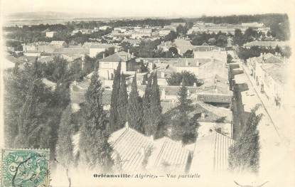 """CPA ALGERIE """"Orléansville"""" / GEISER"""
