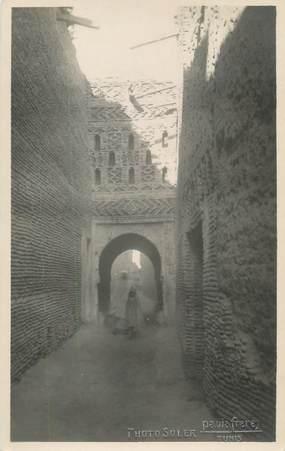 CPA / PHOTO TUNISIE / PHOTO SOLER