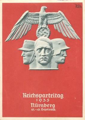 CPSM ALLEMAGNE / 2EME GUERRE 1935