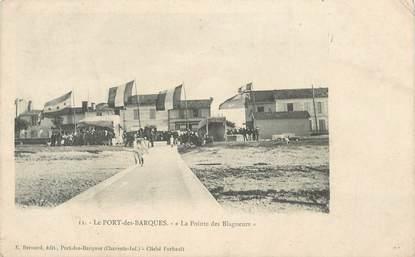 """CPA FRANCE 17 """"Port des Barques"""""""