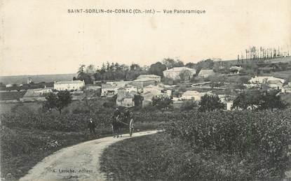 """CPA FRANCE 17 """"Saint Sorlin de Conac"""""""