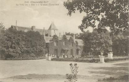 """CPA FRANCE 17 """"Villa des Fées à Vaux Nauzan"""""""