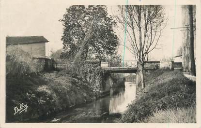 """CPSM FRANCE 17 """"Pont l'Abbé d'Arnoult"""""""