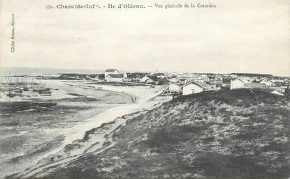 """CPA FRANCE 17 """"Ile d'Oléron"""""""