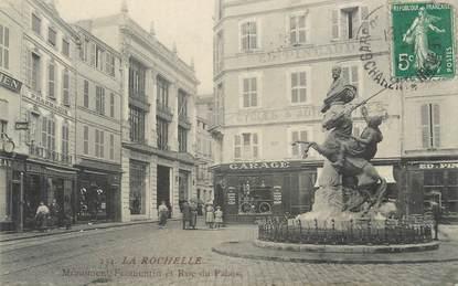 "CPA FRANCE 17 ""La Rochelle"""