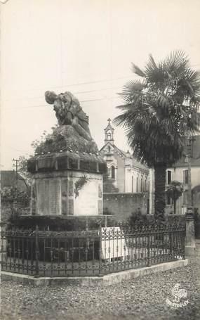 """CPSM FRANCE 64 """"Pontacq, le monument aux morts"""""""