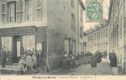 "CPA FRANCE 76 "" Blangy sur Bresle, l'orphelinat """