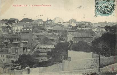 """CPA FRANCE 13 """"Marseille, la Fausse Monnaie"""""""