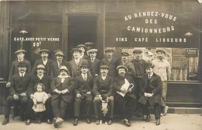 "CPA FRANCE 92 "" Clichy, café """
