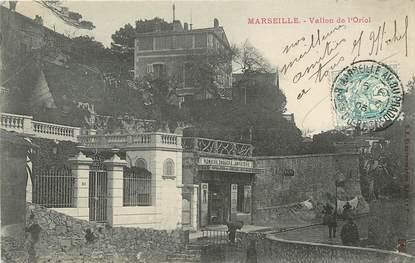 "CPA  ""Marseille, vallon de l'Oriol"""