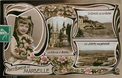 "CPA FRANCE 13 ""Marseille"" / ENFANT"