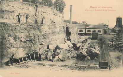 "CPA FRANCE 81 ""Mines de Carmaux"""
