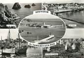 """29 Finistere / CPSM FRANCE 29 """"Souvenir de Camaret sur Mer"""""""