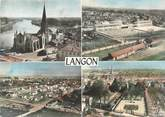 "33 Gironde CPSM FRANCE 33 ""Langon"""