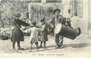 "13 Bouch Du Rhone CPA FRANCE 13 ""Aubagne, au son du Tambourin"""