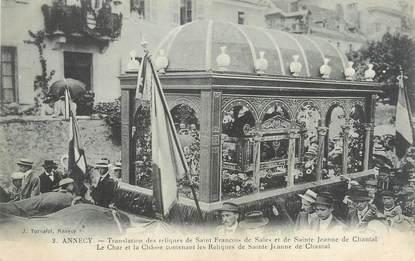 """CPA FRANCE 74 """"Annecy, Souvenir des Fêtes de la Translation"""""""