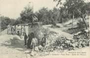 """13 Bouch Du Rhone CPA FRANCE 13 """"Gardanne, sortie des mineurs au puits Biver"""""""