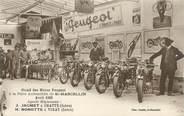 "38 Isere CPA FRANCE 38 ""Saint Marcellin, Stand des Motos Peugeot, 1929"""