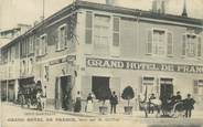 "38 Isere CPA FRANCE 38 ""Saint Marcellin, Grand Hotel de France"""