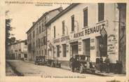"38 Isere CPA FRANCE 38 ""Saint Marcellin, Garage central"""