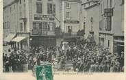 """07 Ardeche CPA FRANCE 07 """"La Louvesc, manifestation du 17 juin 1903"""""""