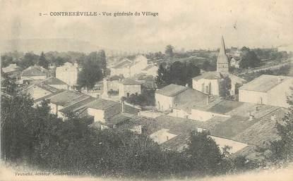"""CPA FRANCE 88 """"Contrexéville, vue générale du village"""""""