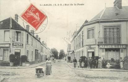 "CPA FRANCE 78 ""Ablis, rue de la poste"""