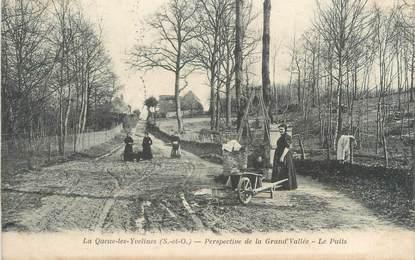 """CPA FRANCE 78 """"La Queue les Yvelines"""""""