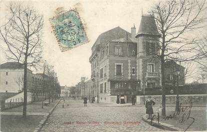 "CPA FRANCE 93 "" Noisy le Sec, Boulevard Gambetta """