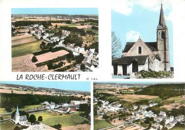 """CPSM FRANCE 37 """" La Roche Clermault """""""