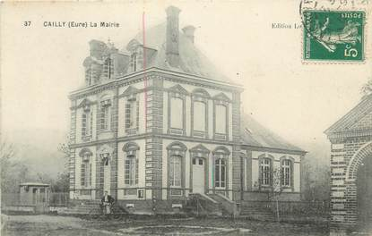 "CPA FRANCE 27 "" Cailly, la mairie """