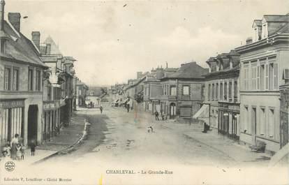 "CPA FRANCE 27 "" Charleval """
