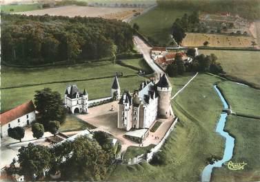 """CPSM FRANCE 37 """"Céré la Ronde, Chateau de Montpoupon"""""""