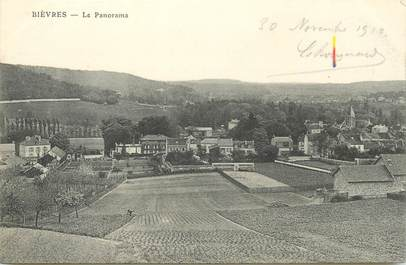 """CPA FRANCE 91 """"Bièvres, le panorama"""""""