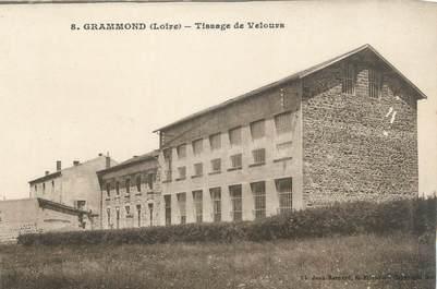 "CPA FRANCE 42 "" Grammond """