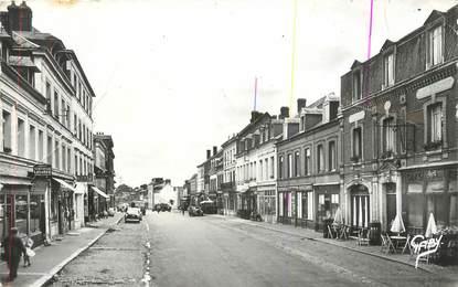 """CPSM FRANCE 27 """" Bourg Achard, route de Rouen """""""