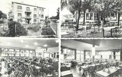 "CPSM FRANCE 17 "" Fourras, hotel, restaurant """